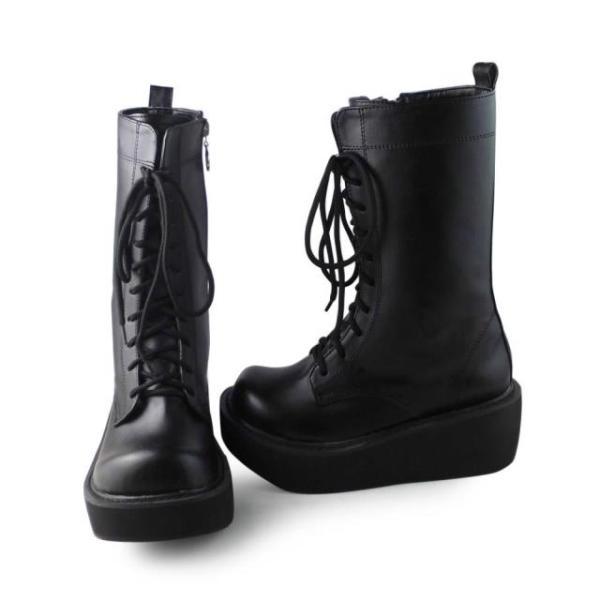 Antaina - Punk Lolita High Platform Heels Boots