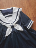 Royal College Sailor Lolita OP One Piece Dress