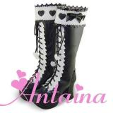 Antaina - Sweet Lolita Heels Shoes Boots