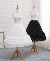 A-line Shaped 65cm Long Adjustable Puffy Level  Lolita Petticoat