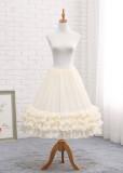 A-line Shaped 65cm Long Adjustable Puffy Level  Lolita Petticoat