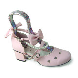 Antaina - Sweet Lolita Heels Shoes Sandals