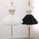 A-line Shaped 42cm Long Glass Yarn Puffy Lolita Petticoat