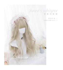 Alice Garden - Lolita 66cm Long Big Curly Wavy Wig