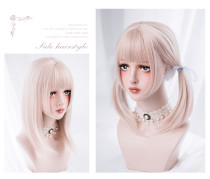 Alice Garden - Lolita 42cm Middle length Straight Wig