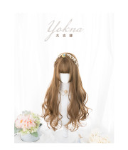 Alice Garden - Sweet 64cm Long Curly Wavy Lolita Wig