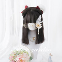 Alice Garden - 35cm Middle Length Straight Lolita Wig