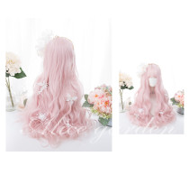 Alice Garden - 66cm Long Big Curly Wavy Lolita Wig