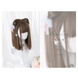 Alice Garden - 35cm Middle Length Straight Lolita Wig