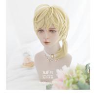 Alice Garden - 40cm Short Mustard Ouji Lolita Wig