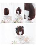 Alice Garden - 30cm Short Straight Lolita Bobo Wig