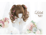 Alice Garden - 34cm Sweet Lolita Pigtails Wig