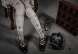 Classical Puppets - Over Knee Classical Lolita Stocking for Spring and Summer