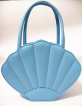 Loris - Sweet Seashell Shaped lolita Bag(Handbag and Crossbody)