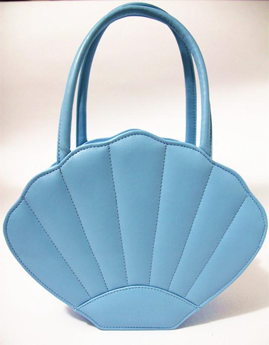 Loris - Sweet Seashell Shaped lolita Bag(Handbag and Crossbody)