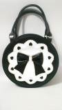 Loris - Round Shaped Bow Sweet Lolita Handbag