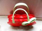 Loris - Cute Red Cherry Shaped Lolita Handbag