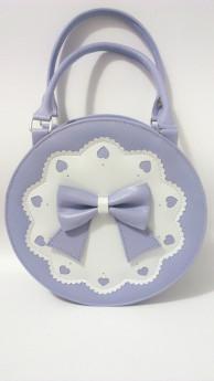 Loris - Round Shaped Bow Sweet Lolita Handbag