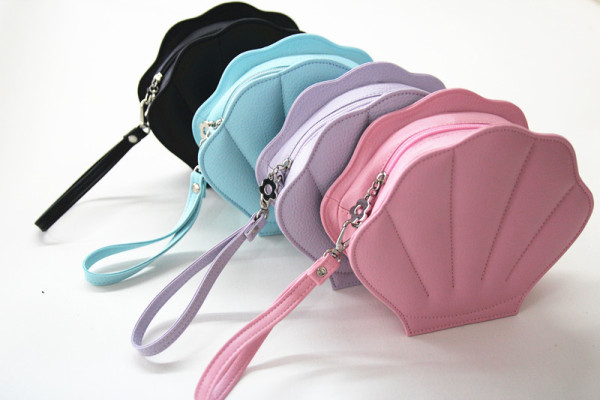 Loris - Sweet Seashell Shaped Lolita Bag(Crossbody Aavaliable)