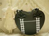 Loris - Sweet Heart Shaped Lolita Shoulder Bag