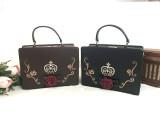Loris - Gothic Lolita Handbag and Crossbody Bag