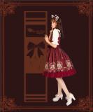 Magic Tea Party -Reading Time- Sweet Lolita JSK Jumper Skirt