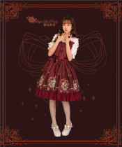 Magic Tea Party -Reading Time- Sweet Lolita JSK Jumper Skirt