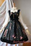 Surface Spell -Vienna Dream- Music Themed Gothic Lolita JSK Jumper Skirt