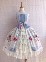 Yilia -Summer Dessert- Sweet Lolita JSK Jumper Dress