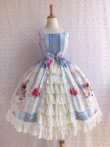 Yilia -Summer Dessert- Sweet Lolita JSK Jumper Dress