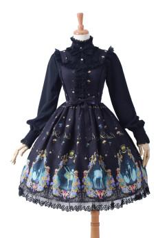 Yilia -Swan Lake- Sweet Lolita JSK Jumper Dress