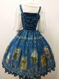 Yilia -Tarot- Chiffon Classic Lolita JSK Jumper Dress