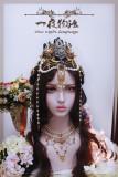 One Night Language - Gothic Lolita Crown