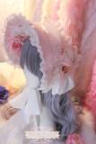 One Night Language - Classic Lolita Bonnet