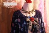 One Night Language - Bead Gothic Lolita Necklace