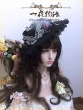 One Night Language - Gothic Lolita Hat