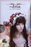 One Night Language - Sweet Lolita Headband