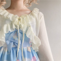 Diamond Star -Beige Lolita Bolero