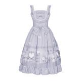 Eieyomi -Girl'Rom- Sweet Lolita JSK Jumper Dress