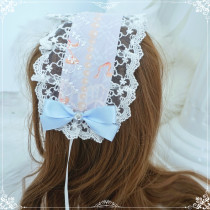 Eieyomi -The Sky Space- Sweet Lolita Headband