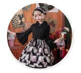 Hanweika -Spring Cane- Sweet Casual Lolita JSK Jumper Dress