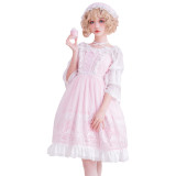 Eieyomi -The Sky Space- Sweet Lolita JSK Jumper Dress