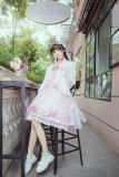 Hanweika -Miss Whale- Qi Lolita OP One Piece Dress