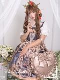 Whale Fall - Sweet Big Heart Shaped Lolita Shoulder Bag