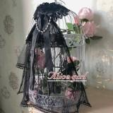 Alice Girl -Daughter of Sea- Sweet Lolita Flower Hairclip