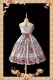 Infanta -Priest Apprentice- Classic Lolita JSK Jumper Skirt Dress