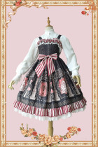 Infanta -Priest Apprentice- Classic Lolita JSK Jumper Skirt Dress