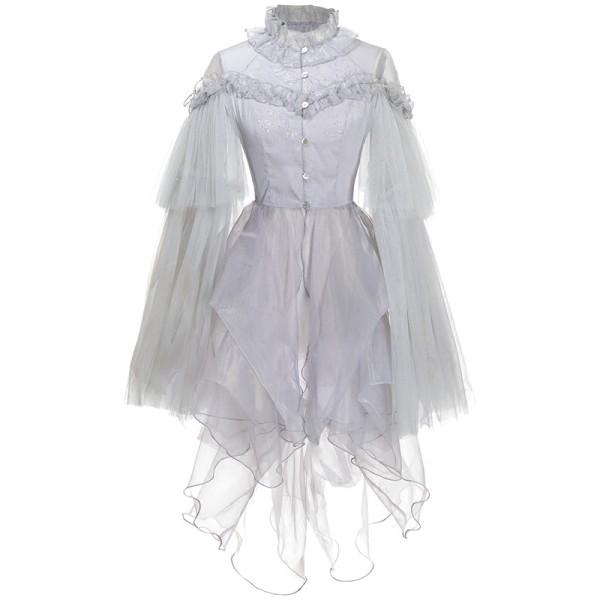 Neo Ludwig -Bud- Classic Muti-layer Lolita Overskirt