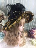One Night Language -Halloween Gothic Lolita Hat
