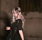 Neverland -Serenade of The Dead- Halloween Gothic JSK Jumper Skirt Dress